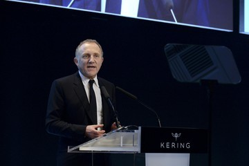 Francois-Henri Pinault Kering Group General Assembly