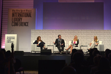 Francois-Henry Bennahmias The New York Times International Luxury Conference: Day 2