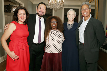 Frank Beadle de Palomo Marigay McKee And Bill Ford Celebrate The Opening Of Pioneering African Non-Profit mothers2mothers's First New York City Office With November 7th Reception