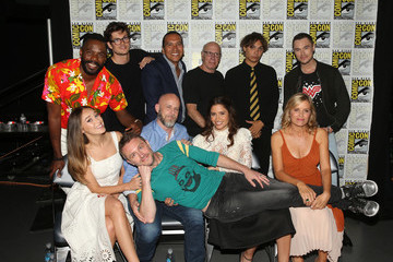 Frank Dillane AMC at Comic Con 2017 - Day 2