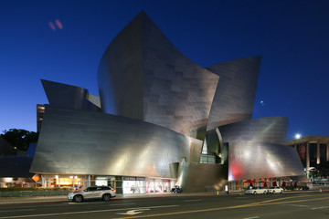 Frank Gehry Exteriors And Landmarks