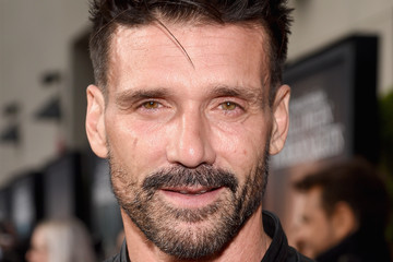 Frank Grillo Halloween Horror Nights Opening Night Red Carpet