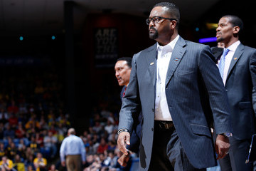 Frank Haith NCAA Basketball Tournament - First Four - Dayton