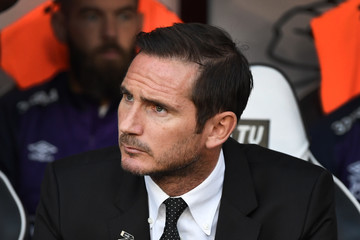 Frank Lampard Derby County vs. Ipswich Town - Sky Bet Championship