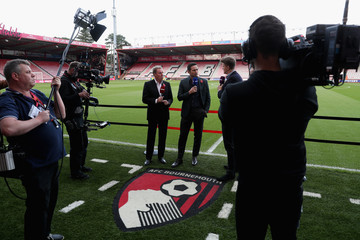 Frank Lampard AFC Bournemouth v Chelsea - Premier League