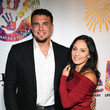 Frank Mir Criss Angel's HELP Charity Event Benefiting Pediatric Cancer Research and Treatment