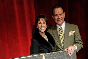 Rich Little Frank Sinatra And Dean Martin Honored By The Las Vegas Walk Of Stars