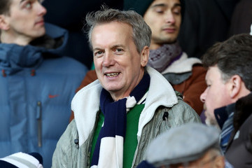 Frank Skinner West Bromwich Albion v Hull City - Premier League