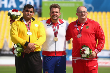 Frank Tinnemeier IPC Athletics World Championships - Day One - Morning Session