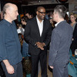 Frank Wood Harvey Weinstein Hosts a Celebration For Forest Whitaker in Eugene O'Neill's Hughie
