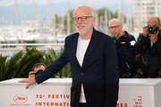 "Pascal Greggory attends the photocall for ""Frankie"" during the 72nd annual Cannes Film Festival on May 21, 2019 in Cannes, France."