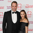 Frankie Seaman British Heart Foundation Beating Hearts Ball - Red Carpet Arrivals