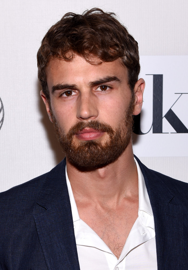 theo james photos photos quotfrannyquot premiere 2015