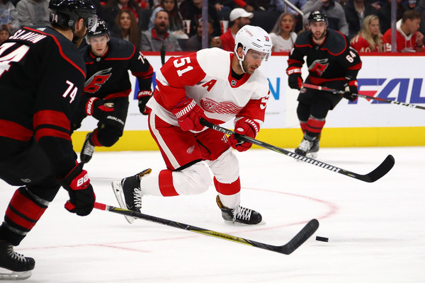 Carolina Hurricanes v Detroit Red Wings []