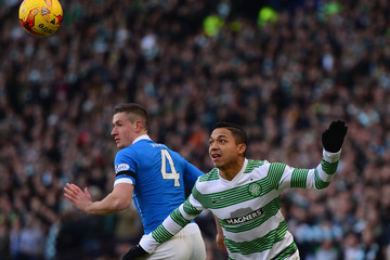 Fraser Aird Celtic v Rangers - Scottish League Cup Semi-Final