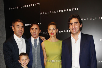 Martina Colombari Fratelli Rossetti Cocktail Party
