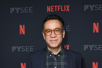 Fred Armisen Netflix FYSee Kick Off Party - Red Carpet