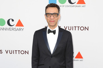 Fred Armisen The Museum Of Contemporary Art, Los Angeles, Celebrates 35th Anniversary Gala Presented By Louis Vuitton - Arrivals