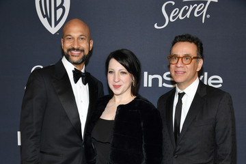 Fred Armisen 21st Annual Warner Bros. And InStyle Golden Globe After Party - Arrivals