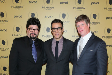 Fred Armisen The 74th Annual Peabody Awards Ceremony - Press Room