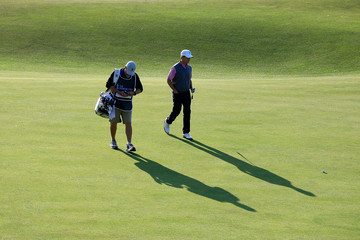Fred Couples The Senior Open Championship - Day One