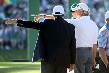 Fred Couples The Masters - Round Three