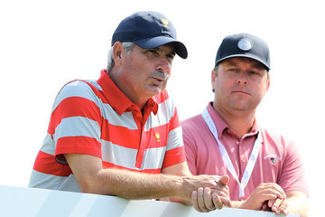 Fred Couples The Presidents Cup - Preview Day 2