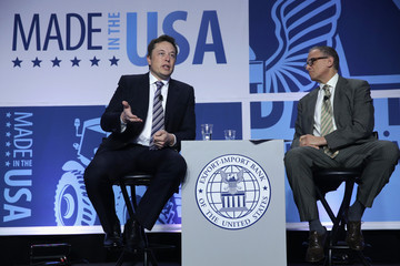 Fred Hochberg Export-Import Bank Holds Annual Conference