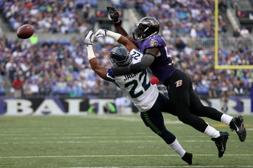 Fred Jackson Seattle Seahawks v Baltimore Ravens