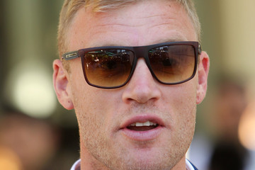 Freddie Flintoff Australian Open Players Party