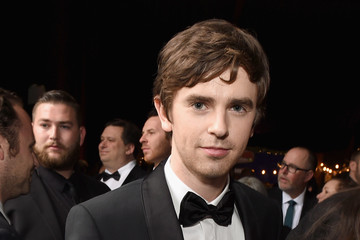Freddie Highmore The 24th Annual Critics' Choice Awards - Cocktails