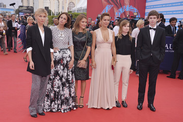 Freddie Highmore Opeing Ceremony - 40th Deauville American Film Festival