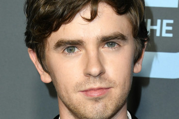 Freddie Highmore The 24th Annual Critics' Choice Awards - Arrivals
