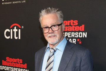 Freddie Roach Sports Illustrated 2018 Sportsperson Of The Year Awards Show - Arrivals