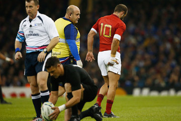 Frederic Michalak New Zealand v France - Quarter Final: Rugby World Cup 2015