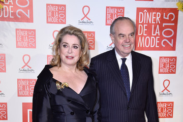 Frederic Mitterrand Sidaction Gala Dinner in Paris