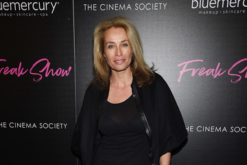 Frederique Van Der Wal The Cinema Society Hosts the Premiere of IFC Films' 'Freak Show'