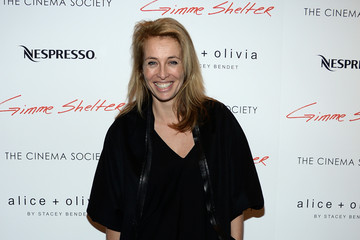 Frederique Van Der Wal 'Gimme Shelter' Screening in NYC