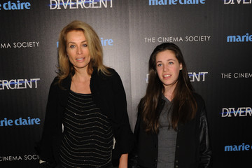 Frederique Van Der Wal 'Divergent' Screening in NYC