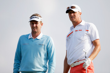 Fredrik Andersson Hed KLM Open - Day One