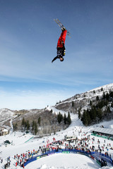 Jana Lindsey Freestyle Skiing World Cup