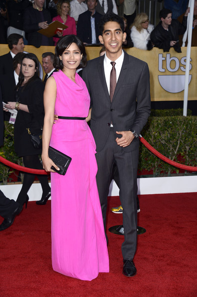Freida Pinto - 19th Annual Screen Actors Guild Awards - Arrivals