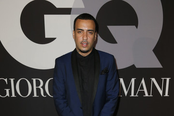 French Montana GQ and Giorgio Armani Grammy Afterparty — Part 2