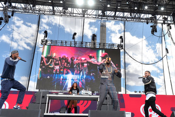 French Montana 2017 Daytime Village Presented by Capital One at the iHeartRadio Music Festival - Onstage