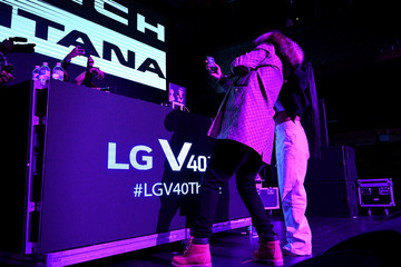 French Montana 5 Boroughs. 5 Nights. 5 Views with the LG V40 ThinQ