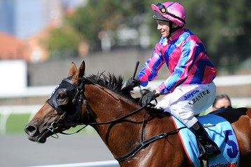 Friday Hussy Melbourne Racing