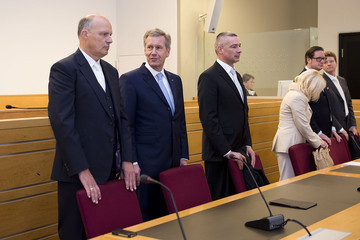 Friedrich Schultehinrichs Trial of Former President Wulff Continues