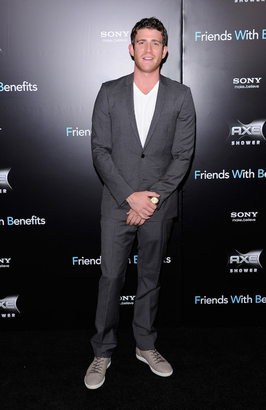 "Actor Bryan Greenberg attends the ""Friends with Benefits"" premiere at the Ziegfeld Theater on July 18, 2011 in New York City."