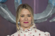 "Edith Bowman attends the ""Frozen 2"" European premiere  at BFI Southbank on November 17, 2019 in London, England."