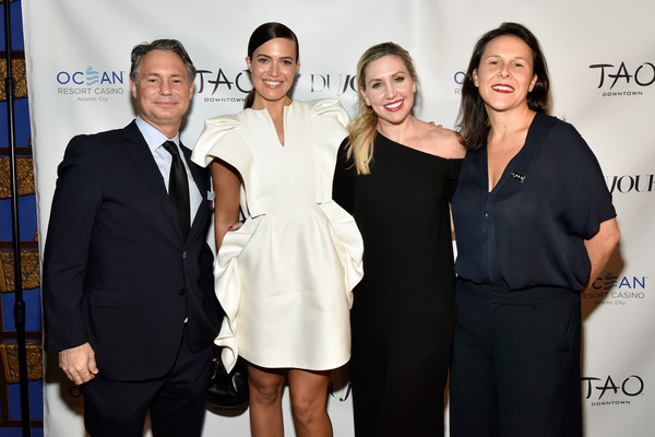 """Cover Star Mandy Moore, Along With Jason Binn, Celebrate DuJour Fall Issue And Toast Emmy Nominated TV Show, """"This is Us"""""""